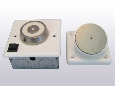 CONQUEST ELECTROMAGNETIC FIRE DOOR HOLDER  sc 1 st  Euro Access & CONQUEST ELECTROMAGNETIC FIRE DOOR HOLDER Euro Access Online ...