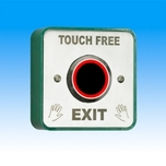 EAEBNT/TF-1 Touch Free Request To Exit Button With Timer