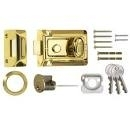 ERA 133 Traditional Door Lock 60mm
