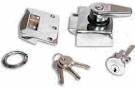ERA 183 Double Action Nightlatch 40mm