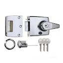 ERA 193 Double Locking Nightlatch 60mm