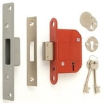 ERA 261/361 High Security Fortress Mortice Deadlock British Standard