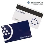 IB-1 SIEMENS/BEWATOR SINGLE SWIPE CARD