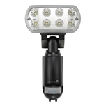 Nighthawk Low Energy LED Flood Light And PIR